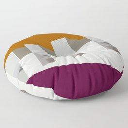 Modernist House Floor Pillow