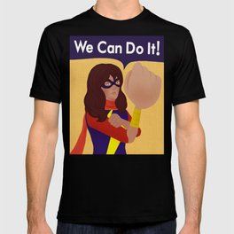 Kamala Khan Can Do It! T-shirt