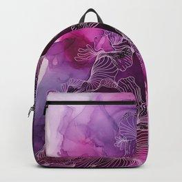Simplify in Roses Backpack