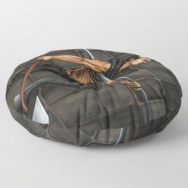 Pole Creatures: Minotaur Floor Pillow