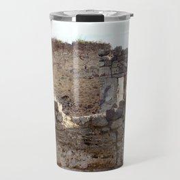 Pompeii Ancient Dwelling - 1 Travel Mug