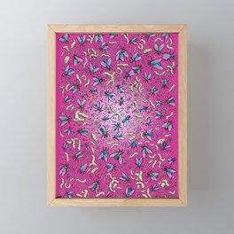 Festering Framed Mini Art Print
