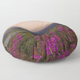 PinkCanadianNorth Floor Pillow