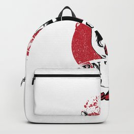 Lets Rock And Roll Birthday Gift For Rock And Roll Fans Backpack