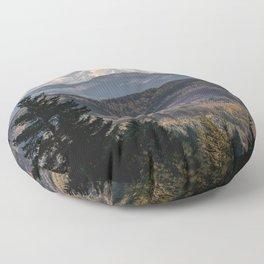 PNW Mount Hood Adventure II Floor Pillow