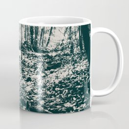 Around the Green Riverbend Coffee Mug