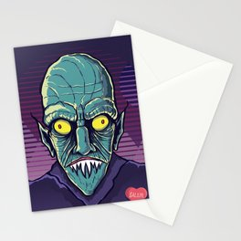 Mister barlow vampire salem Stationery Cards