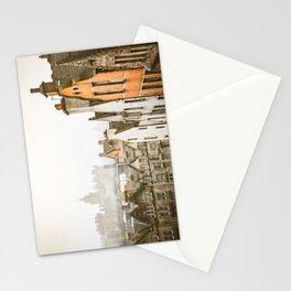 Grassmarket Rooftops Stationery Cards