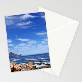 Beautiful coast of South Africa Stationery Cards