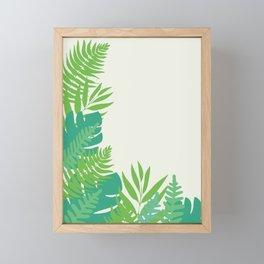 Jungle Framed Mini Art Print