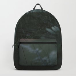 Fern on the grass Backpack