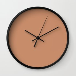 Simply Solid - Sand Stone Wall Clock