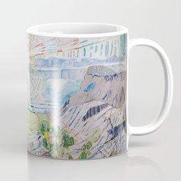 Edvard Munch - The Sun Coffee Mug