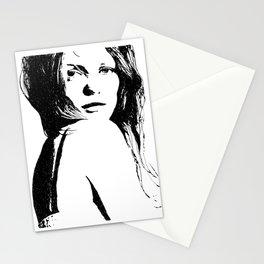 Vanessa Paradis I Stationery Cards