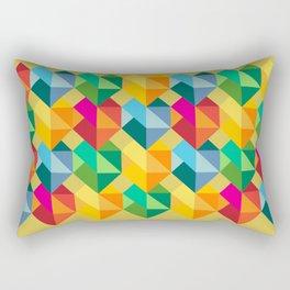 Multiple Hearts Rectangular Pillow