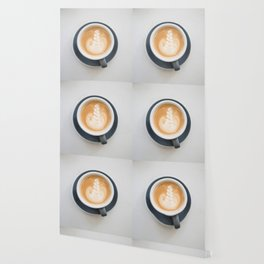 Latte Wallpaper