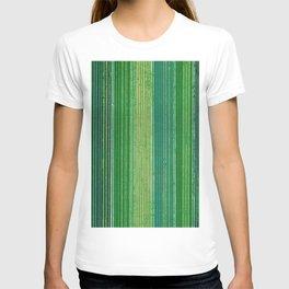 Vintage Japanese Textile Woodcut T-shirt
