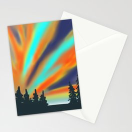 Northern Light Stationery Cards