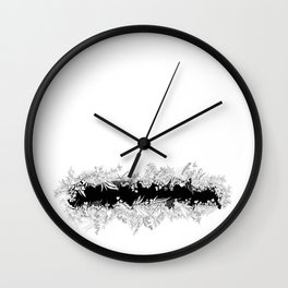 Where are the stagnant waters 3 Wall Clock