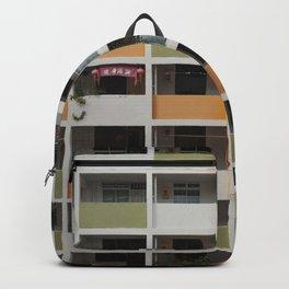 Cube House II Backpack