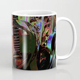 The Magic of Guitar Waves Coffee Mug