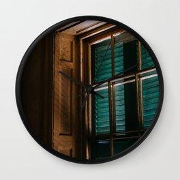 Charleston Architecture XLI Wall Clock
