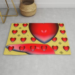 From the bottom of hearts ... Rug