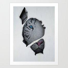 """""""Inner Strength"""" Art Print"""