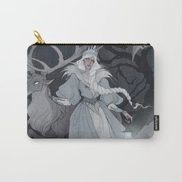 Yule Blessings Carry-All Pouch