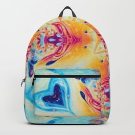 Moroccan Two Backpack