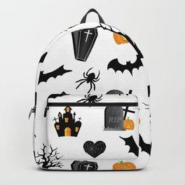 Halloween Pattern Backpack