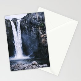Snoqualmie State of Mind Stationery Cards