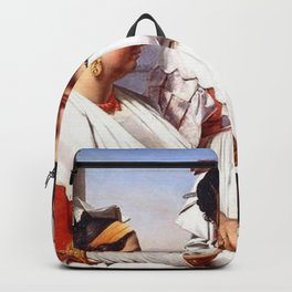Guillaume Bodinier - The Wedding Proposal Backpack