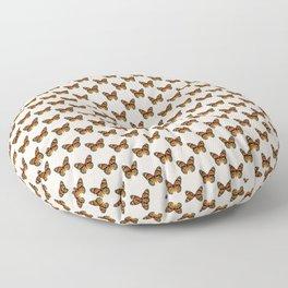 Monarch Butterfly Pattern | Vintage Butterfly Pattern | Floor Pillow