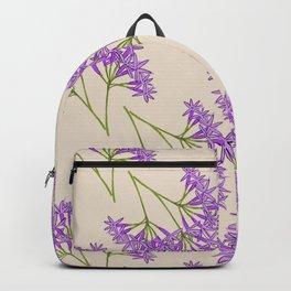Society garlic Backpack
