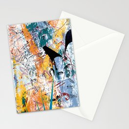 Lassoing Ghosts Stationery Cards