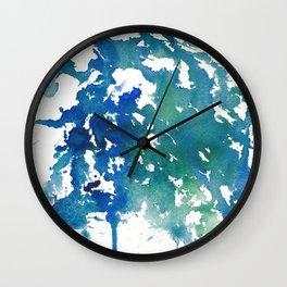 Rorschach Wall Clock