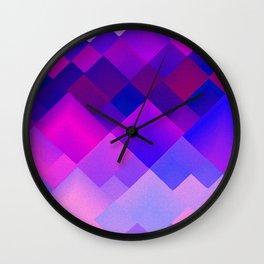 Rewind Wall Clock