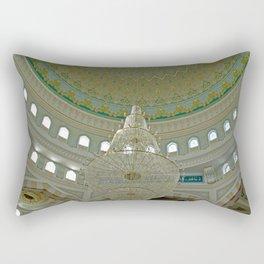 ARCH ABSTRACT 16: Nur-Astana Mosque, Astana Rectangular Pillow