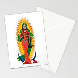La Virgen de Guadalupe Stationery Cards