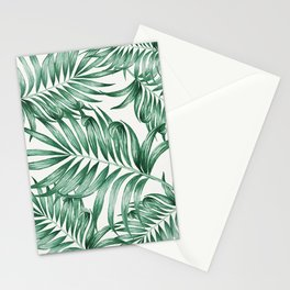 Palm Leaves Stationery Cards