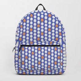 Hard Boiled Bumnuts - White Egg stravaganza in Blue Backpack