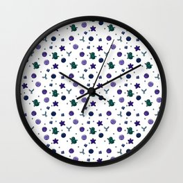 Immune Cells - Color Wall Clock