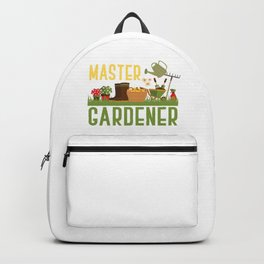 Master Gardener Backpack