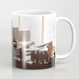 Tool Shed Coffee Mug