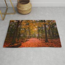 October Forest Rug