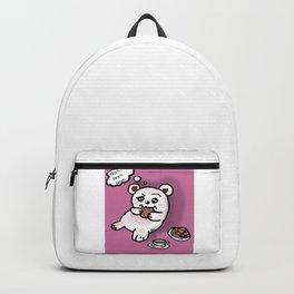 Mocha Backpack