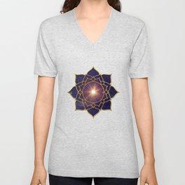 Shine Like the Brightest Star! Unisex V-Neck