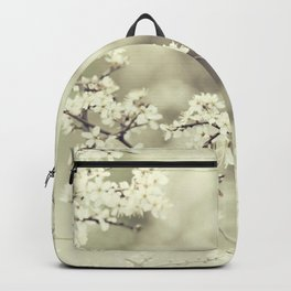 hedge blossoms Backpack