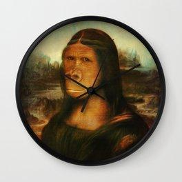 Mona Rilla Wall Clock